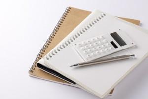 ノートと計算機